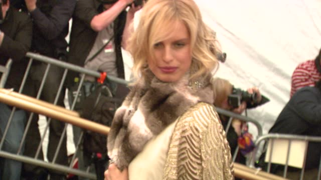 karolina kurkova at the metropolitan museum of art costume institute gala 'poiret king of fashion' at the metropolitan museum of art in new york new... - karolina kurkova stock videos and b-roll footage