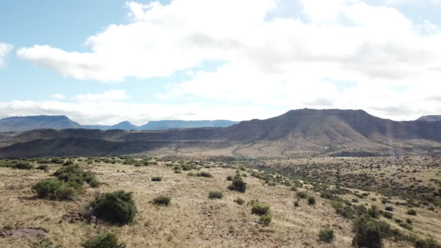 karoo landscape, south africa - the karoo stock videos & royalty-free footage