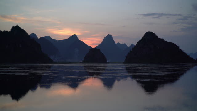 karst landscape in yunnan china - yunnan province stock videos and b-roll footage
