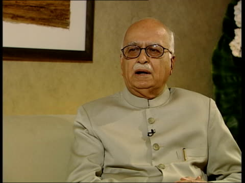 Advani Interview ITN SOT Talks Of Supplying Evidence About The Activities Thukar