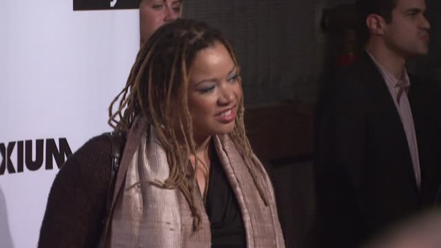 kasi lemmons at the 17th annual gotham awards presented by ifp at steiner studios in brooklyn, new york on november 27, 2007. - independent feature project stock videos & royalty-free footage
