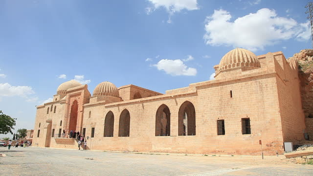 hd: kasimiye madrasa, mardin, turkey - madressa stock videos and b-roll footage