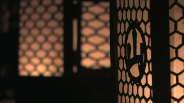 kasuga grand shrine, nara prefecture, japan - lantern stock videos & royalty-free footage