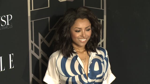 stockvideo's en b-roll-footage met kat graham at 5th annual elle women in music celebration presented by cusp by neiman marcus at avalon on april 22, 2014 in hollywood, california. - neiman marcus