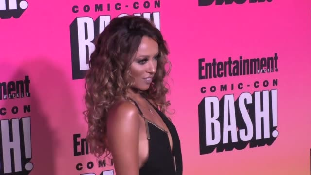 Kat Graham at the Entertainment Weekly San Diego Comic Con Party