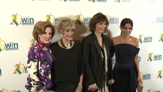 Kat Kramer Karen Sharpe Anne Archer Marisol Nichols at Women's Image Network presents the 18th annual Women's Image Awards in Los Angeles CA