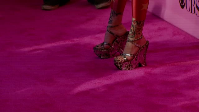 Kat Von D at the 12th Annual Victoria's Secret Fashion Show at the Kodak Theatre in Hollywood California on November 15 2007
