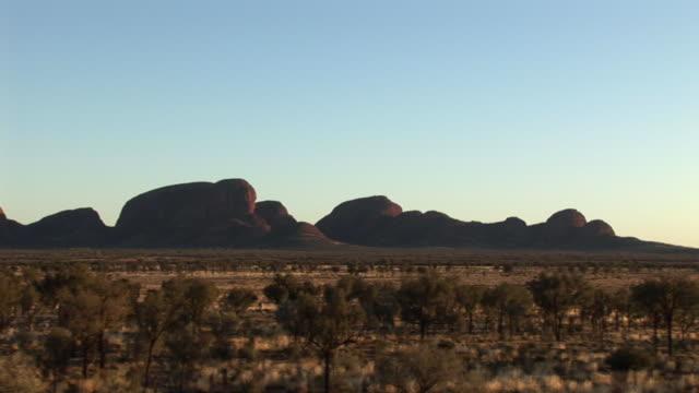 WS PAN Kata Tjuta at sunrise, Uluru-Kata Tjuta National Park, Northern Territory, Australia