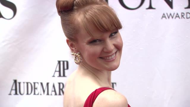 Kate Baldwin at the 64th Annual Tony Awards at New York NY