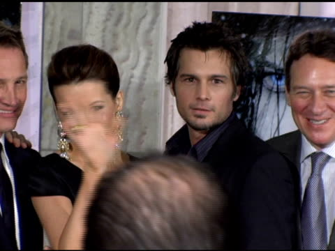 Kate Beckinsale and Len Wiseman at the Screen Gems' 'Underworld Evolution' World Premiere at the Cinerama Dome at ArcLight Cinemas in Hollywood...