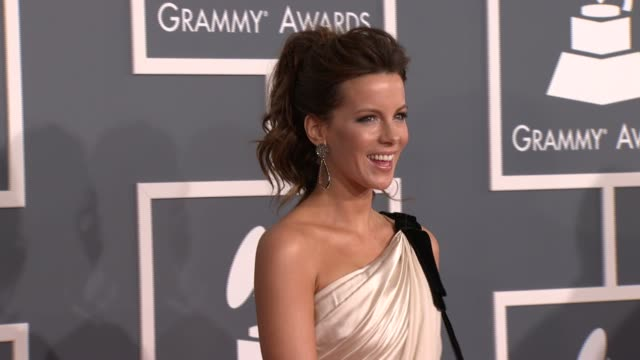 Kate Beckinsale at 54th Annual GRAMMY Awards Arrivals on 2/12/12 in Los Angeles CA