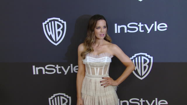 Kate Beckinsale at InStyle And Warner Bros Golden Globes After Party 2019 in Los Angeles CA