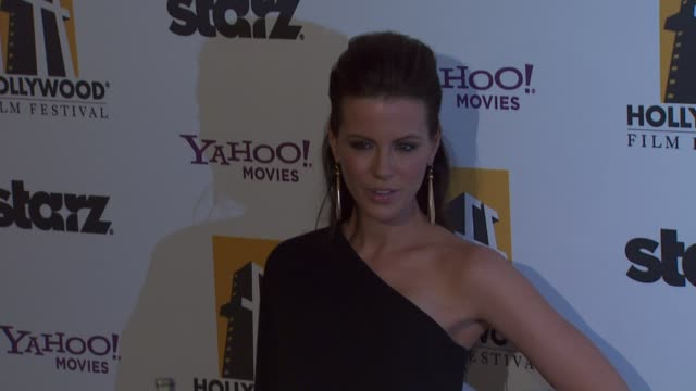 Kate Beckinsale at the 13th Annual Hollywood Awards Gala at Beverly Hills CA