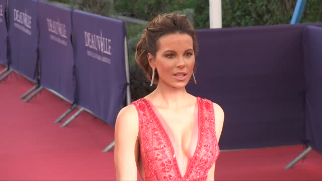 Kate Beckinsale on the red carpet at the 2018 Deauville film festival Deauville France 2nd September 2018