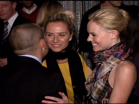 kate bosworth and guests at the vacheron constantin watch launch honoring clive davis at xchange in new york new york on november 13 2007 - kate bosworth stock-videos und b-roll-filmmaterial