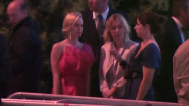 kate bosworth at sunset tower hotel in west hollywood at the celebrity sightings in los angeles part 2 at los angeles ca - kate bosworth stock-videos und b-roll-filmmaterial