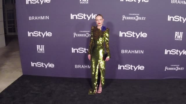 Kate Bosworth at the 3rd Annual InStyle Awards on October 23 2017 in Los Angeles California
