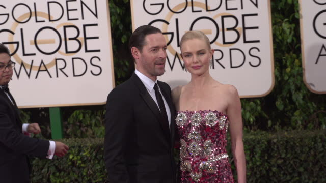Kate Bosworth at the 73rd Annual Golden Globe Awards Arrivals at The Beverly Hilton Hotel on January 10 2016 in Beverly Hills California 4K