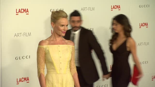 Kate Bosworth at the LACMA Hosts Inaugural Art Film Gala Honoring Clint Eastwood And John Baldessari Presented By GUCCI at Los Angeles CA