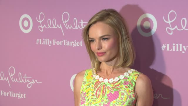 Kate Bosworth at the Lilly Pulitzer For Target Event at Bryant Park Grill on April 15 2015 in New York City