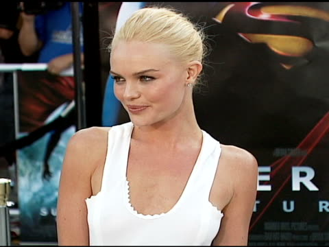 Kate Bosworth at the 'Superman Returns' Premiere at the Mann Village Theatre in Westwood California on June 21 2006