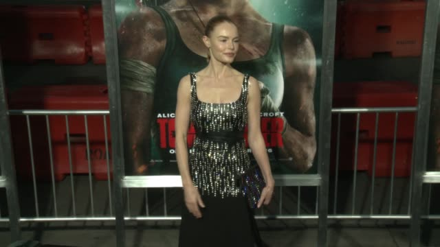 Kate Bosworth at the 'Tomb Raider' Premiere at TCL Chinese Theatre on March 12 2018 in Hollywood California