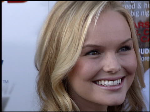 kate bosworth at the young hollywood awards at el rey theatre in hollywood california on may 4 2003 - kate bosworth stock-videos und b-roll-filmmaterial