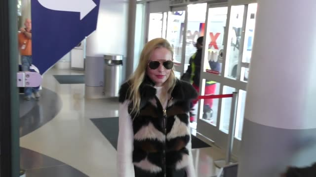 Kate Bosworth departing at LAX Airport in Los Angeles in Celebrity Sightings in Los Angeles