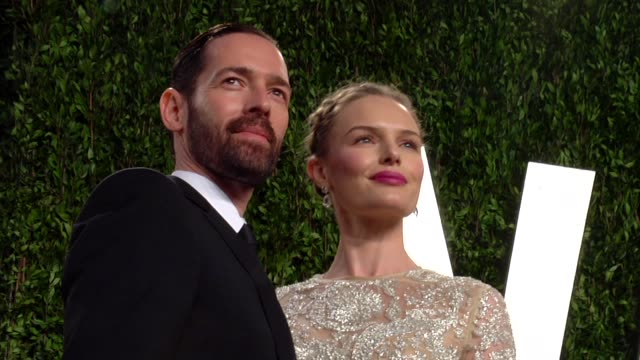 Kate Bosworth Michael Polish at The 2013 Vanity Fair Oscar Party Hosted By Graydon Carter Kate Bosworth Michael Polish at The 2013 Vanity at Sunset...