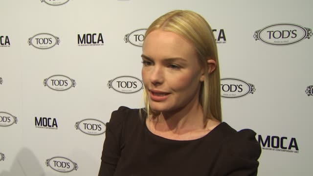Kate Bosworth on the event at the Diego Della Valle Celebrates Tod's Boutique And MOCA's Jeffrey Deitch at Beverly Hills CA