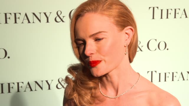 INTERVIEW Kate Bosworth reveals the Tiffany jewels she is wearing talks about what Tiffany means to her and why it's such an iconic brand Talks about...