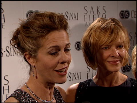 Kate Capshaw at the CedarsSinai Courage Awards Gala at Century Plaza in Century City California on March 27 2001