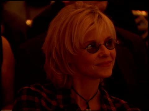 Kate Capshaw at the Spielberg Geffen Katzenberg Studio Conference on October 12 1994