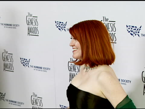 Kate Flannery at the 2008 Genesis Awards at the Beverly Hilton in Beverly Hills California on March 30 2008
