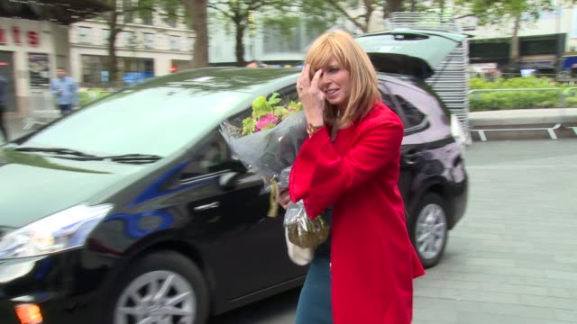 Kate Garraway on May 04 2017 in London England