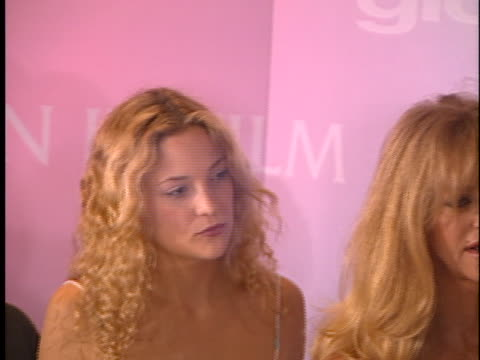kate hudson at the women in film awards at century city in century city ca - kate hudson stock videos & royalty-free footage