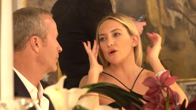 kate hudson attends the celebration of women in cinema gala hosted by the red sea film festival during the 78th venice international film festival on... - red sea stock videos & royalty-free footage