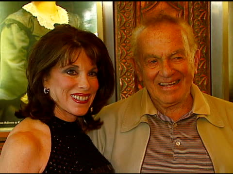 Kate Linder and Jack Carter at the Los Angeles Opening of 'Little Women' at Pantages Theater in Hollywood California on August 2 2006