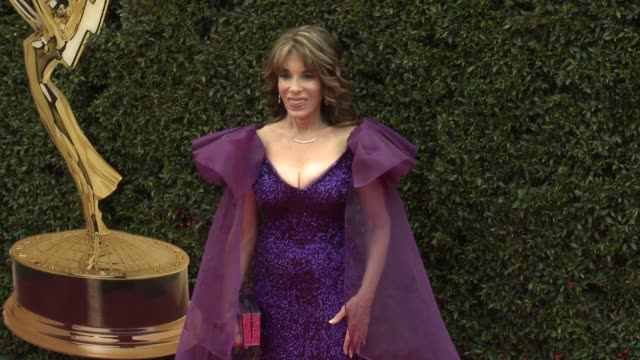 Kate Linder at the 2018 Daytime Emmy Awards at Pasadena Civic Auditorium on April 29 2018 in Pasadena California
