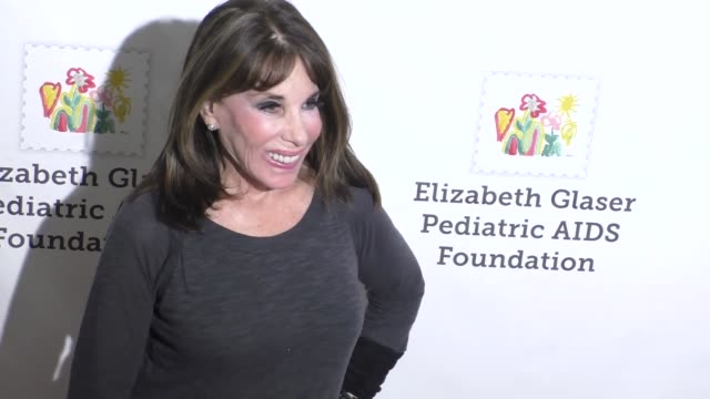 Kate Linder at the Elizabeth Glaser Pediatric AIDS Foundation's 27th Annual A Time For Heroes on October 23 2016 in Hollywood California