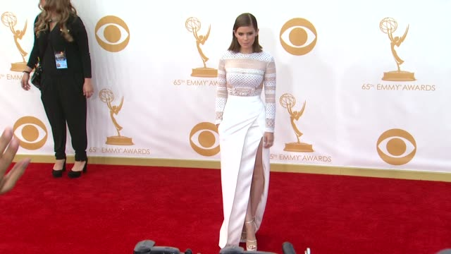 kate mara at 65th annual primetime emmy awards arrivals kate mara at 65th annual primetime emmy awards a at nokia theatre la live on september 22... - kate mara stock videos and b-roll footage
