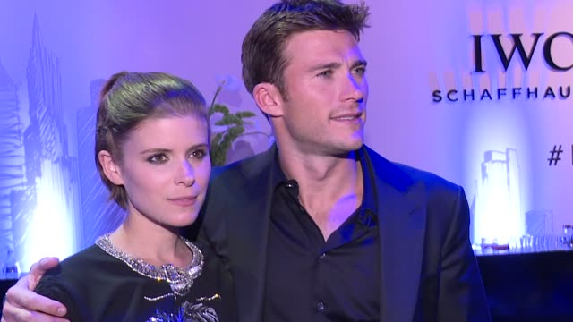 Kate Mara Scott and Eastwood at and IWC Schaffhausen Fourth Annual For the Love of Cinema Gala During The Tribeca Film Festival 2016 at Spring...