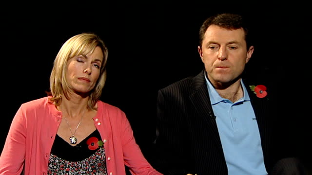 kate mccann interview sot obviously in the early days couldn't get that thought out of my head / wouldn't want anybody to go through that experience... - kate mccann stock videos & royalty-free footage