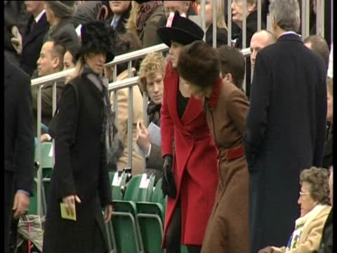 kate middleton takes seat for ceremony as prince william graduates from sandhurst - 2006 stock videos & royalty-free footage