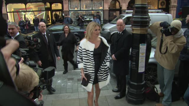 kate moss playboy magazine signing at bookmarc on december 02 2013 in london england - playboy magazine stock videos and b-roll footage