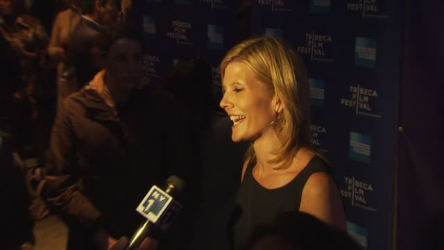 kate snow at the premiere of 'letters to juliet' - 9th annual tribeca film festival at new york ny. - kate snow stock videos & royalty-free footage