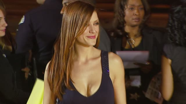kate walsh at the 2007 people's choice awards arrivals at the shrine auditorium in los angeles, california on january 9, 2007. - people's choice awards stock videos & royalty-free footage