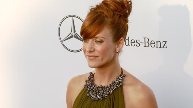 kate walsh at the chrysalis butterfly ball at a private residence in los angeles, california on june 2, 2007. - chrysalis butterfly ball video stock e b–roll
