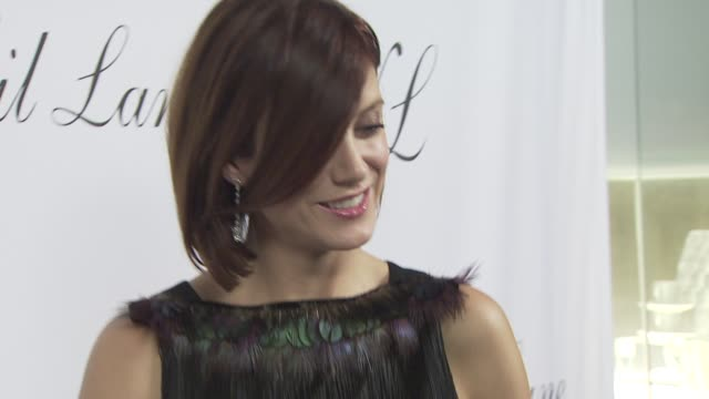 Kate Walsh at the Neil Lane Jewelry opens flagship store at Los Angeles CA