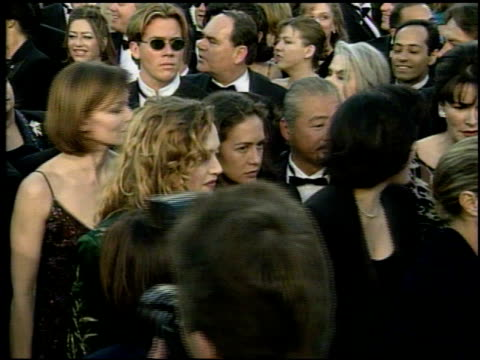 kate winslet at the 1998 academy awards arrivals at the shrine auditorium in los angeles, california on march 23, 1998. - kate winslet stock videos & royalty-free footage